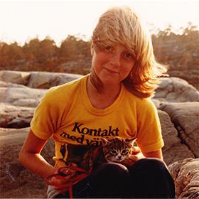 Penda och mig, 1982